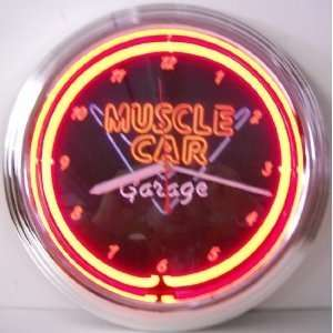 Neonetics 5MSCLE Muscle Car Garage Neon Sign Toys & Games