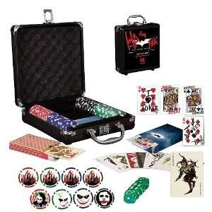Batman The Dark Knight Movie Joker (Heath Ledger) Poker Set Toys