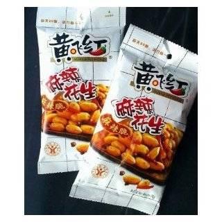 Dried Tofu Snack   Hot & Spicy Bean Curd Value Pack (3x 3.53 Oz