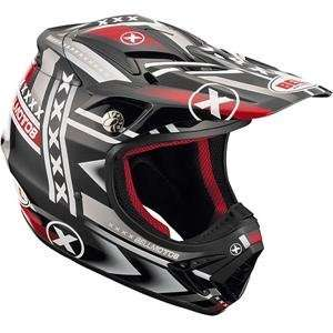 Bell Moto 8 Factory X Helmet   Medium/Black/Red