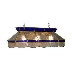 Billiard Lamp Stained Glass Pool Table Light