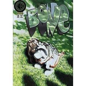 Bone (1991 series) #38 ROSS Cartoon Books  Books