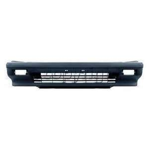 1987 HONDA CIVIC (4dr sedan; black) FRONT BUMPER COVER Automotive