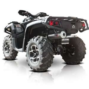 HMF Can Am BRP Outlander 1000 (2012) BUNDLE Swamp XL Series Slip On