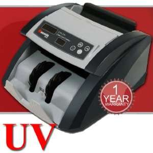 Cassida 5520 UV Canadian Money Counter: Office Products