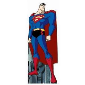 Superman   Lifesize Cardboard Cutout Toys & Games