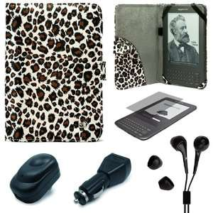 Protective Portfolio Nylon Carrying Case Cover for  Kindle 3rd