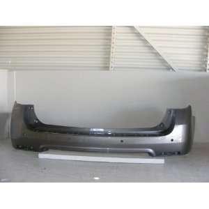Chevrolet Equinox Rear Bumper Upper W/O Sensor 10 11