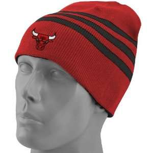 adidas Chicago Bulls Red Black Team Preferred Reversible