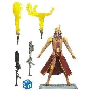 Star Wars Clone Wars Flamethrower Clone Trooper Figure Toys & Games