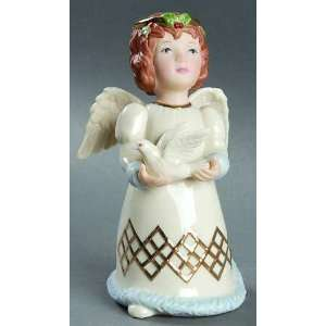China Lenox Christmas Figurine with Box, Collectible