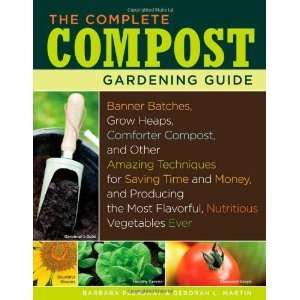 Compost Gardening Guide Banner batches, grow heaps, comforter compost