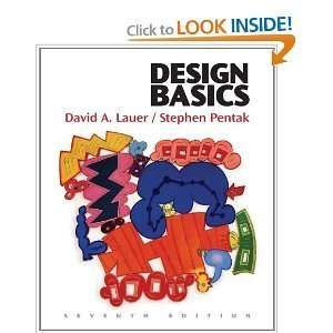 Design Basics 7th (Seventh) Edition byLauer Lauer  Books