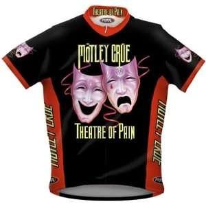 Primal Wear Mens Motley Crue Theatre of Pain Rock Short Sleeve