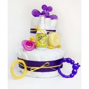 Baby Blast Diaper Cake Baby