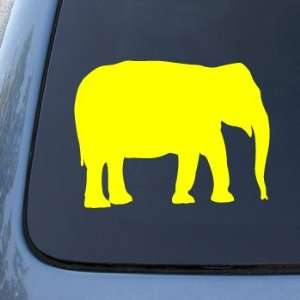 ELEPHANT   African Animal   Vinyl Car Decal Sticker #1703