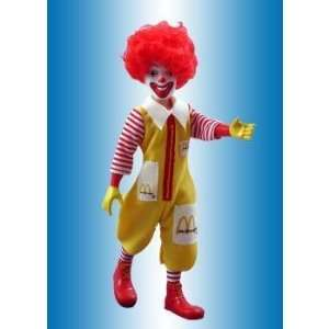 Ronald McDonald Character Doll Case Pack 6