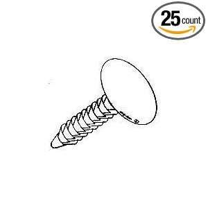 M7X28 M26 Head Diameter Lift Gate Sill Plate (25 count)
