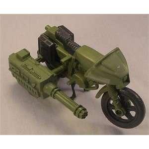 GI JOE RAM RAPID FIRE MOTORCYCLE LOOSE 1982 Toys & Games