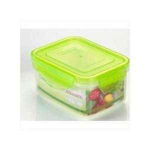 Premium Rectangle 15.5oz Food Storage Container 39001 Home & Kitchen