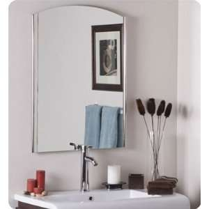 SSM45 Decor Seasons Frameless Wall Mirror