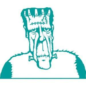 Halloween Series Frankenstein the Monster Removable Wall Sticker