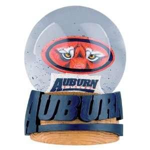 Treasures Auburn Tigers Musical Snow globe