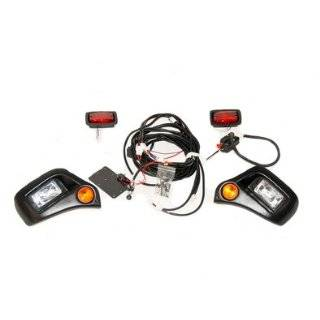 Premium Yamaha G14/G16/G19/G22 Golf Cart Headlight   Light Kit