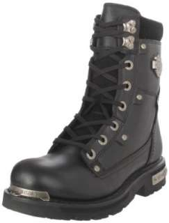 Harley Davidson Mens Camshaft Motorcycle Boot Shoes