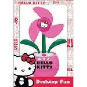 Vivitar Hello Kitty USB Desktop Fan