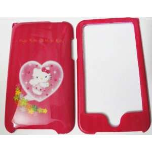 com Apple Ipod Touch 2nd 3rd Generation Pink Hello Kitty Design Case