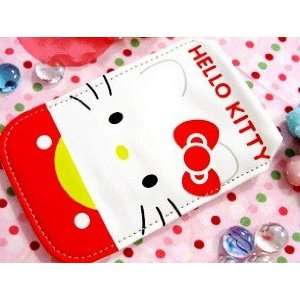 Apple iPhone 3GS/4G Hello Kitty Style PU Leather Bag/Case