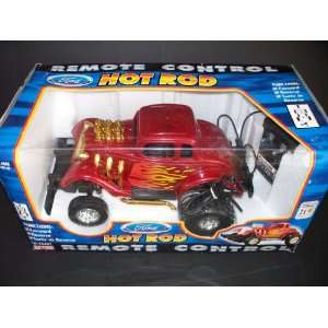 Remote Control Ford Hot Rod Toys & Games