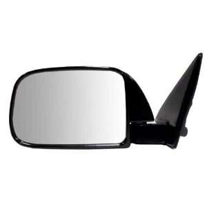 Manual Side Mirror Assembly Pickup Truck w/o Vent Window Automotive