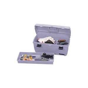 Flambeau Tool Box, Lift Out Tray, 20.25 X 8 7/8 X 8 3/8