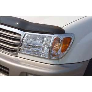 Chrome Head Lamp Rim, for the 2002 Toyota Land Cruiser Automotive
