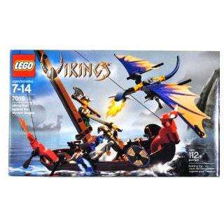 Lego Year 2006 Vikings Series Collectible Set #7020   Army