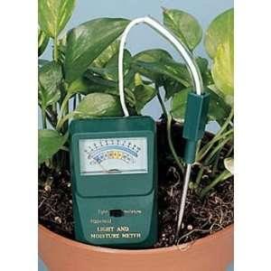Soil Moisture and Light Meter, Sav A Plant II  Industrial