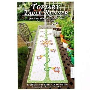 Quilt Table Runners: Using Ozark Star Topper Pattern - YouTube