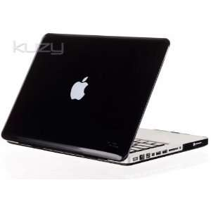Kuzy   BLACK Crystal 13inch Hard Case Cover for NEW Macbook PRO