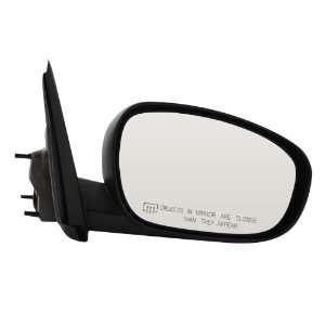 05 08 Dodge Magnum Power Heated Mirror Right Black Textured CR629410DR