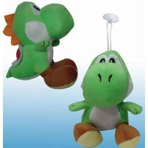Super Mario Bros. Yoshi Plush Japanese Import Everything