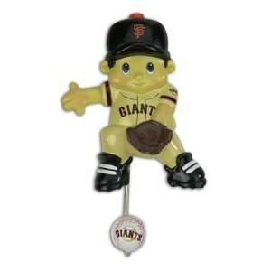 San Francisco Giants MLB Mascot Wall Hook (7) Sports