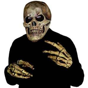 Skull Mask With Hands Set Toys & Games