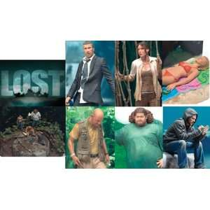 McFarlane Toys Lost Series 1 Action Figure Set of 6 plus