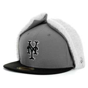 New York Mets New Era MLB 59FIFTY Dogear Cap Hat