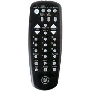 ge 4 device universal remote manual