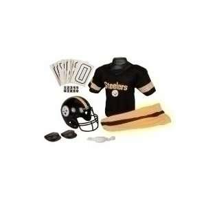 Pittsburgh Steelers NFL Youth Uniform Set  Sports