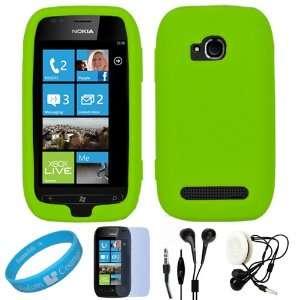 Silicone Protective Skin Cover For T Mobile Nokia Lumia 710 Nokia