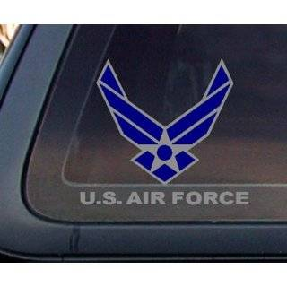 USAF US Air Force Wings   Car, Truck, Notebook, Vinyl Decal Sticker